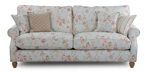 shabby chic sofa ideas grand floral sofa country style for the home