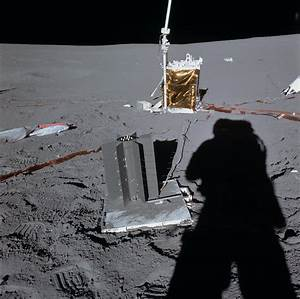 NASA - Apollo's Lunar Dust Data Being Restored