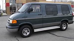 2000 Dodge Ram Custom Van 1500  6 Cyl  For Sale