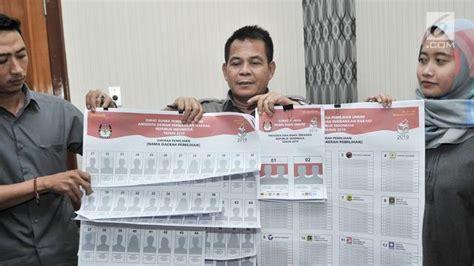 Polisi Jaga 24 Jam Tempat Pencetakan Surat Suara Pemilu