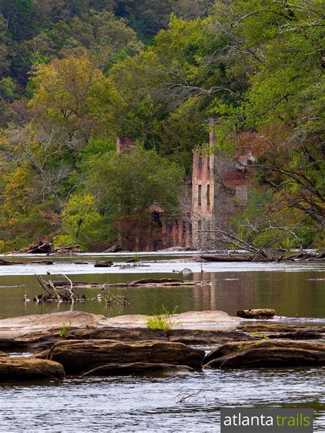 sweetwater creek state park hiking adventure
