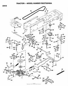 Ayp  Electrolux Rkgt20h46a  1999  Parts Diagram For Drive