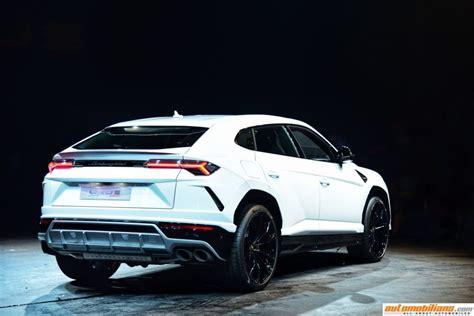 Gambar Mobil Lamborghini Urus by Lamborghini Urus Launched In India At Rs 3 Crores Ex