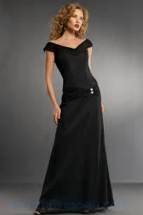 and black bridesmaid dresses buy tailor made the shoulder v neck chiffon black wedding dress