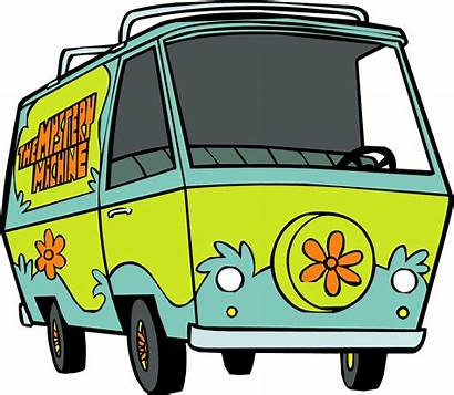 Doo Scooby Mystery Clip Machine Dessin Freeuse