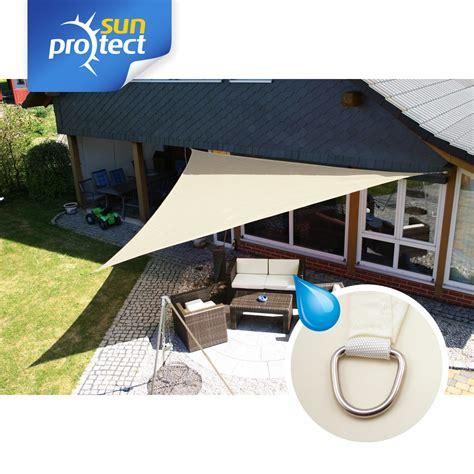 Sunprotect 83222 Waterproof Sonnensegel, 5 X 5 X 5 Real