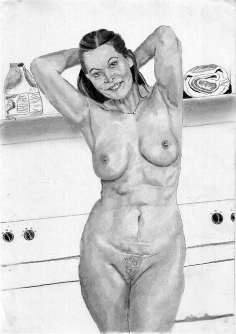 Mature Nude Erotic Art