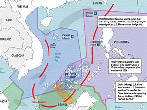 The South China Sea [GRAPHIC] - Business Insider