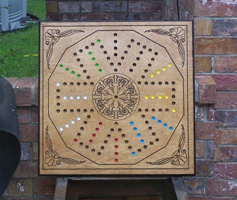 aggravation board template new design irk board plays like aggravation sign d by craftsman wood designer