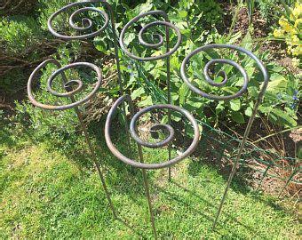 Find out more at waitrose garden. Image result for spiral plant support copper   Metal garden trellis, Plant supports, Garden trellis