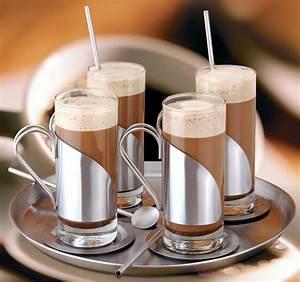 Latte Macchiato Gläser Set : gl ser set m l ffel tablett latte macchiato gl serset glas teeglas kaffeeglas ebay ~ Eleganceandgraceweddings.com Haus und Dekorationen