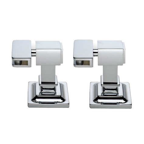 Bathroom Mirror Mounting Hardware by Afina Radiance Tilt Contemporary Mounting Brackets