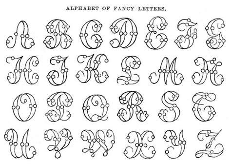fancy letter fonts reading roses prose alphabet of fancy pearl letters 52186