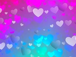 Pink Hearts Free Stock Photo - Public Domain Pictures