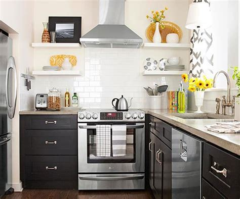 small kitchen designs pictures and sles bhg style spotters 9329