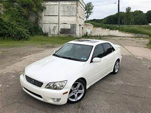 Daily Turismo  Seller Submission  2001 Lexus Is300 Turbo