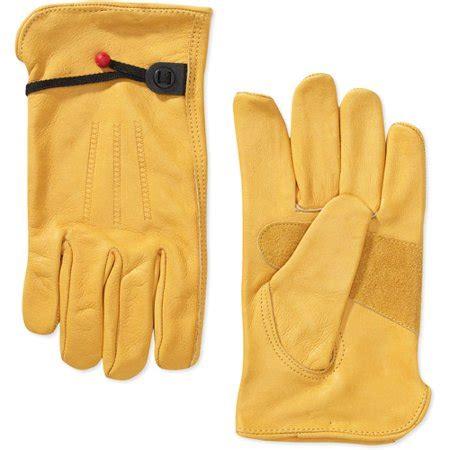 Lamont Gloves Cowhide by Lamont Grain Cowhide Work Gloves Walmart