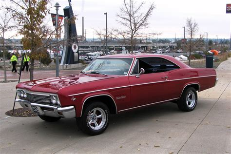 1966 Chevrolet Impala SS | Cars | hobbyDB