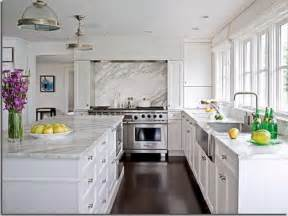 White Cabinets Countertops by White Kitchen Cabinets Quartz Countertops Kitchen And Decor