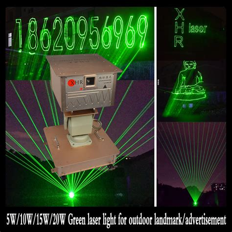 outdoor laser light show equipment laser show in the sky