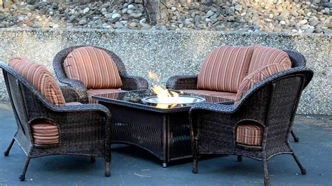 outdoor patio furniture with pit pit design ideas