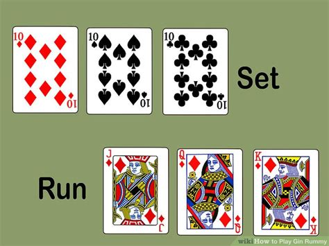 how to play gin how to play gin rummy
