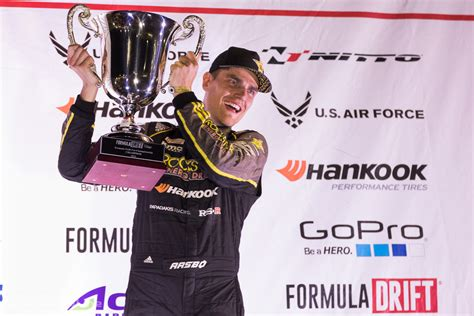 Fredric Aasbo is the 2015 Formula Drift Champion ...