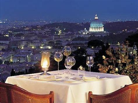 la pergola class dining in rome rome