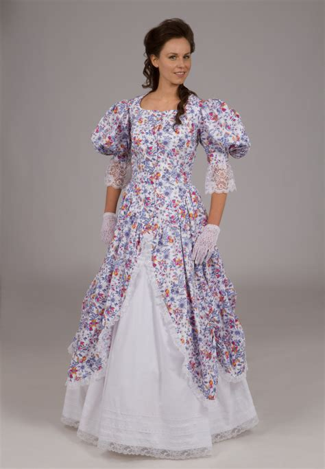 Nina Victorian Dress
