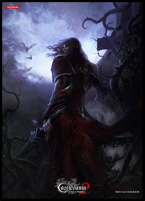 Dracul The Dragon Gabriel Belmont Castlevania Lord Of