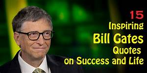 famous success quotes bill gates - DriverLayer Search Engine