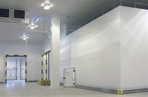 kemlite frp ceiling panels food plant applications sound barriers