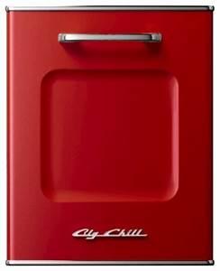 Lave Vaisselle Retro : retro dishwasher panel cherry red moderne lave vaisselle par big chill ~ Teatrodelosmanantiales.com Idées de Décoration