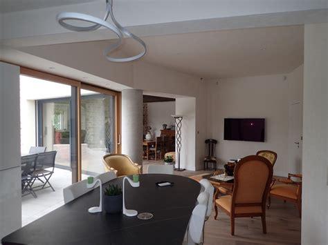 vue de l interieur renovation et extension d une maison orvault par aam architecture