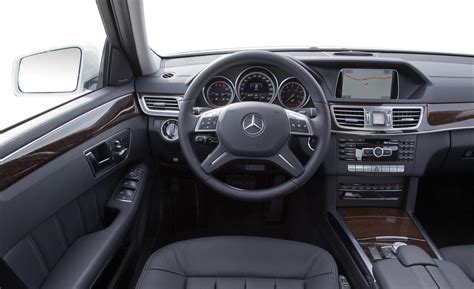 future mercedes interior car and driver