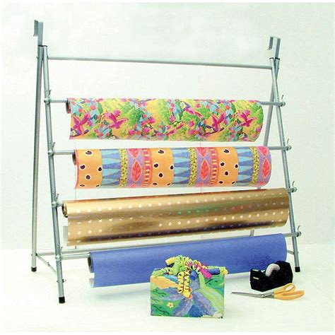 metal   door stand  wrapping paper rack  shipping  orders   overstock