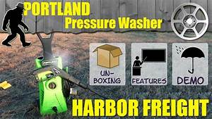 Portland Pressure Washer From Harbor Freight