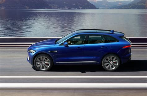 Jaguar Fpace  Vehicle Overview  Performance Suv
