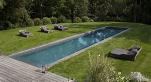 Piscine Couloir De Nage : couloir de nage c t jardin ~ Premium-room.com Idées de Décoration