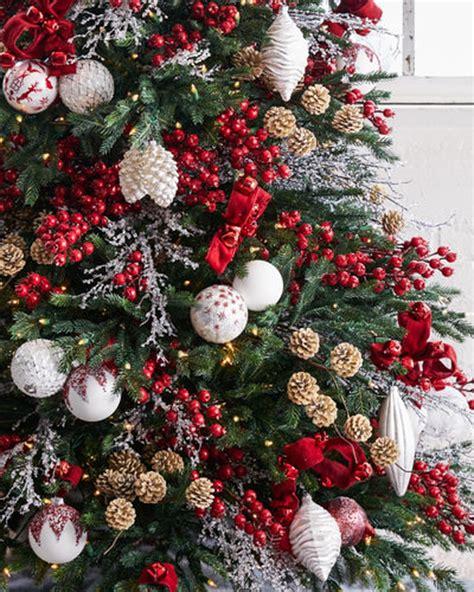 inspiring rustic christmas tree decoration ideas