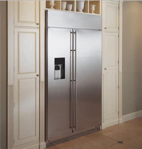 zissdkss ge monogram  built  side  side refrigerator  led lighting  wifi