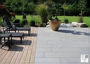 Terrasse Holz Stein Kombination : terrasse holz und stein kombinieren ~ Eleganceandgraceweddings.com Haus und Dekorationen