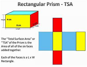 Total Surface Area | Passy's World of Mathematics