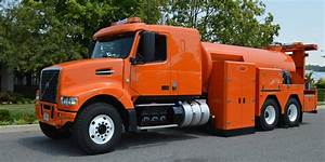 This Giant Orange Volvo Truck Is Testing The Safety Of