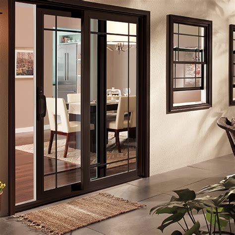 pella 350 series sliding glass patio doors pella
