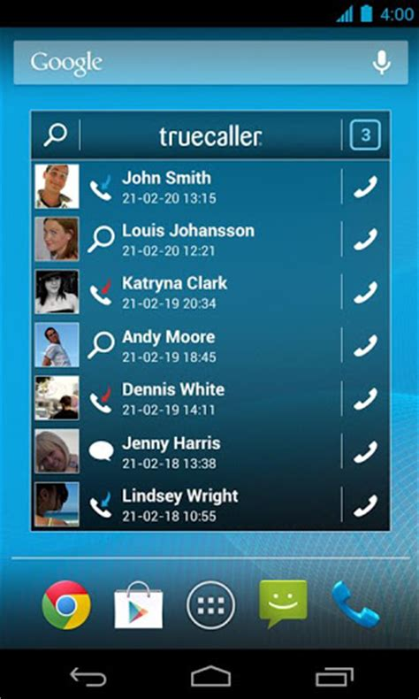 truecaller phonebook and call blocking app android apps review