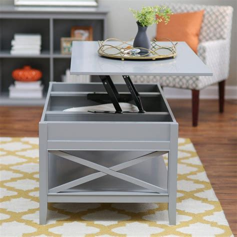 Shop for lift top coffee tables in coffee tables. 10 Black Lift Top Coffee Table With Storage Pictures