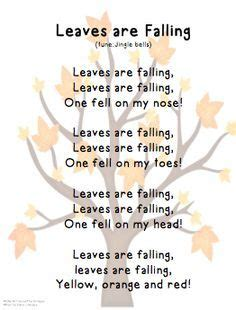song quot leaves are falling quot tune quot jingle bells quot fall 366   145ad99ad2e1af132c21fa9bdabe8b42
