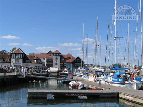 Lymington | New Forest Towns and Villages