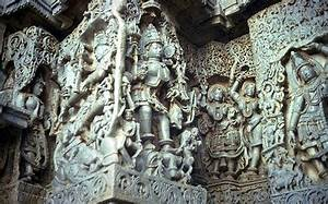 ANCIENT CULTURES STOCK PHOTOGRAPHY-BELUR Hindu Temple art ...